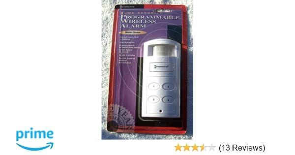 Intermatic SP230B Programmable Wireless Alarm