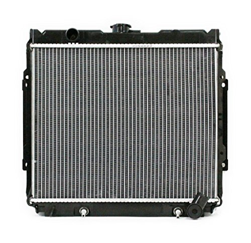 Radiator - Cooling Direct For/Fit 700 75-92 Dodge D-50 Ram 50 83-96 Mitsubishi Pickup Triton Forte 79-82 Plymouth Arrow PTAC