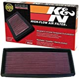 K&N 33-2023 High Performance Replacement Air Filter