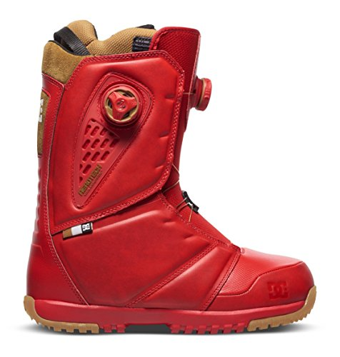 DC Shoes Mens Shoes Judge - Snowboard Boots - Men - US 7.5 - Red Racing Red US 7.5 / UK 6.5 / EU 40