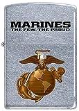 ''USMC Marines Eagle, Globe, Anchor'' Zippo Lighter