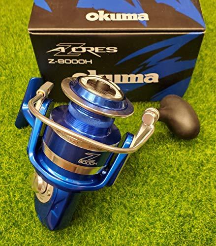 Okuma Reels Azores Blue Spin 6Bb+1Rb 5.4:1