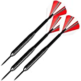 TG 15-81302 23 Gram Steel Tip Dart Set with Case Darts