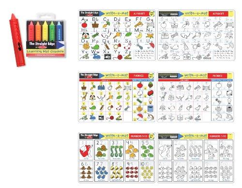 Item Bundle Color Mat Placemats