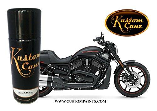 Harley Davidson Black Denim - Aerosol can Paint Code S28664