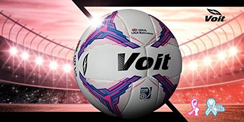 Voit Soccer Ball New 2015-2016 Official Pink Size 5