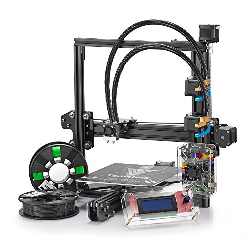 Price comparison product image 3D Printer kit TEVO Tarantula I3 Aluminium Extrusion 3d printing/Large+auto bed with dual Extruder