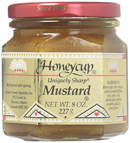 (Honeycup Mustard - 8 Ounces)