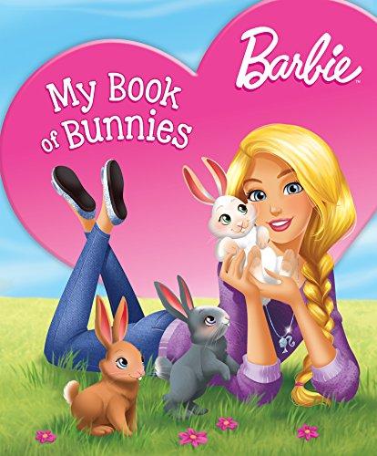 Barbie My Book of Bunnies (Barbie) (Little Golden Book)