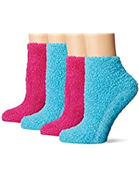 Dr. Scholl's Women's 2 Pack Aloe Spa Low Cut Socks