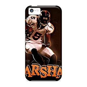 5c Scratch-proof Protection Case Cover For Iphone/ Hot Denver Broncos Phone Case
