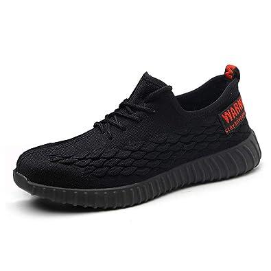 Amazon.com: Getch Zapatos de Trabajo de los Hombres de las ...