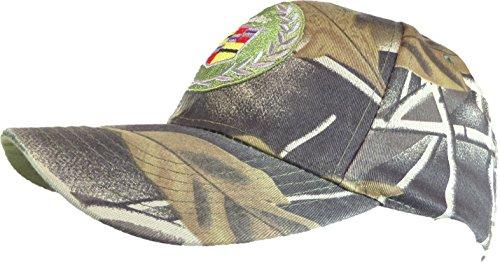 Cadillac Baseball Hat Cap Camouflage Adjustable Velcro Back New ()