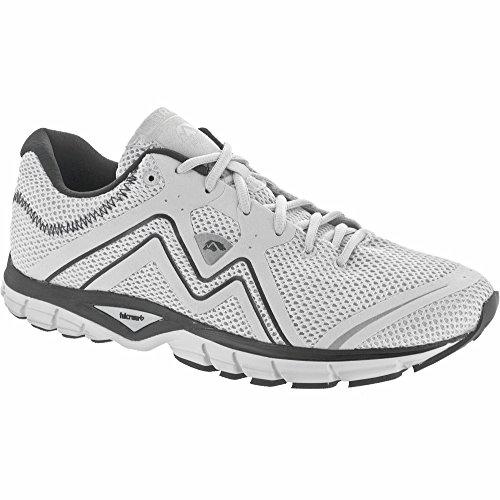 Karhu Smart Fulcrum f100188Men s Silver/Dark Grey–Running Herren