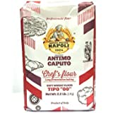 "Antimo Caputo ""00"" Chef's Flour 2.2 Pound Bag Pack of 2"