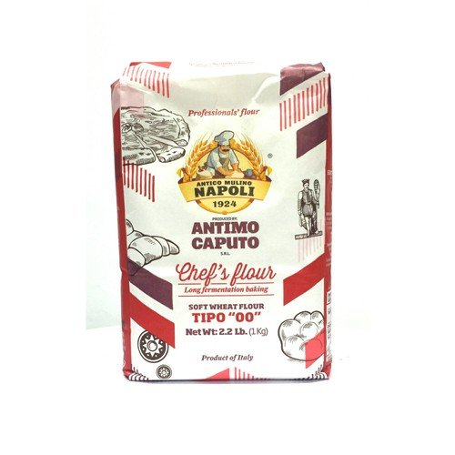 Antimo Caputo Chef's Flour 1kg (2.2 Pound) Bag