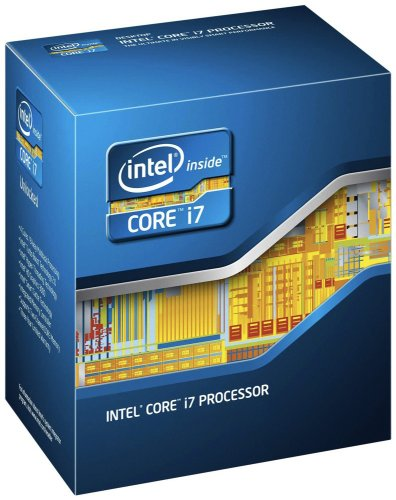 (Intel Core i7-3770 Quad-Core Processor 3.4 GHz 4 Core LGA 1155 - BX80637I73770)