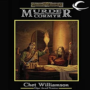 Murder in Cormyr Audiobook