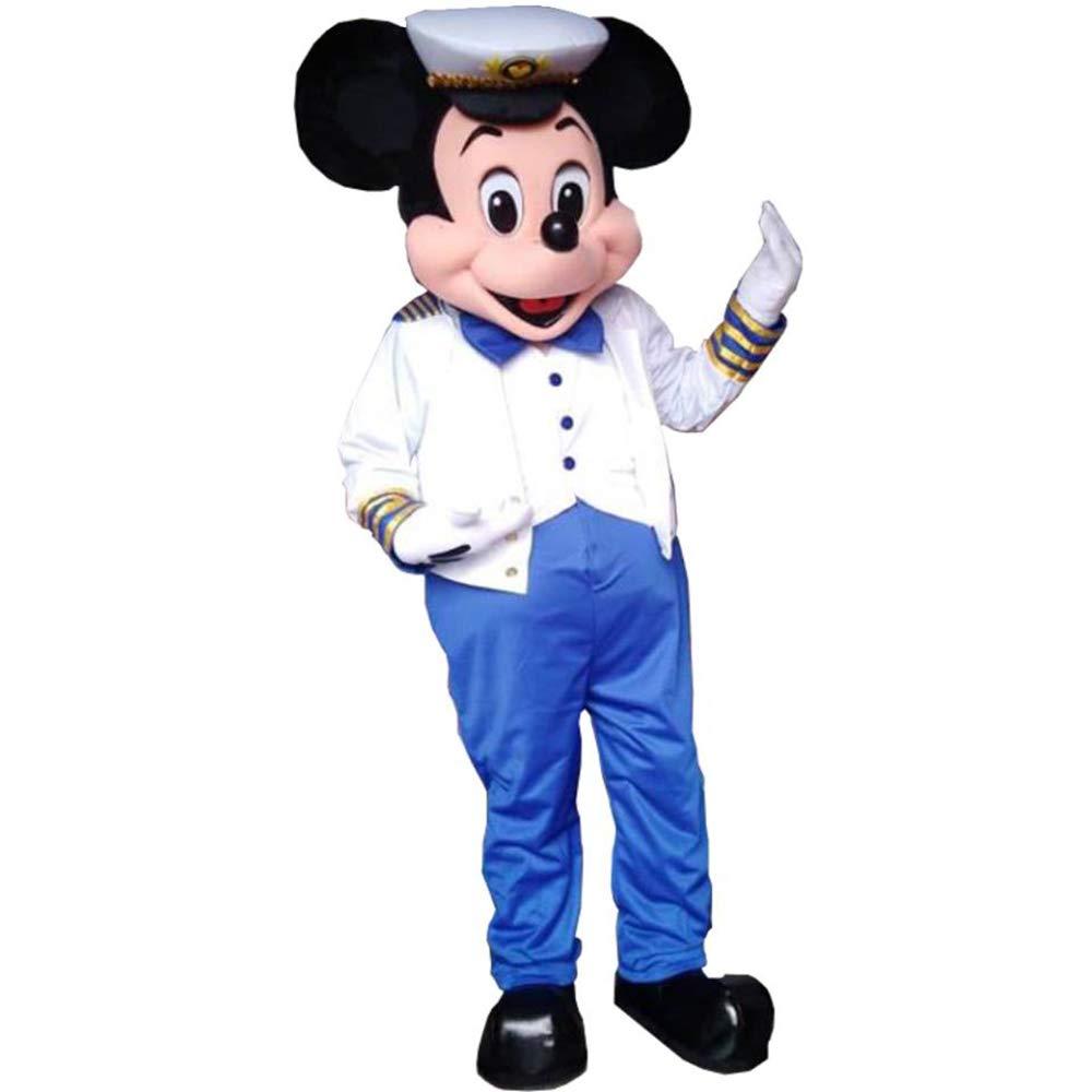 Amazon.com: Mickey Mouse - Disfraz náutico de marinero para ...