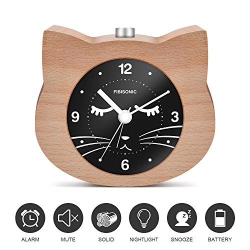 Quartz Cat Clock - 2