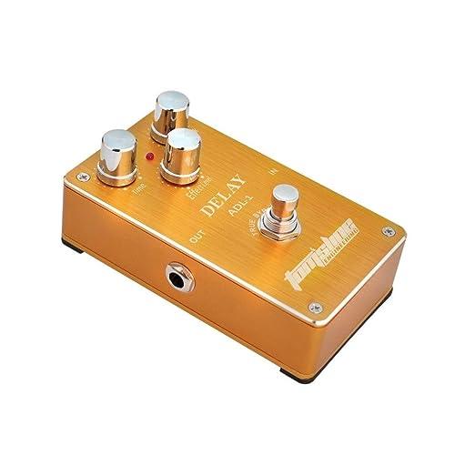 Accesorios para instrumentos musicales Delay Guitarra ...