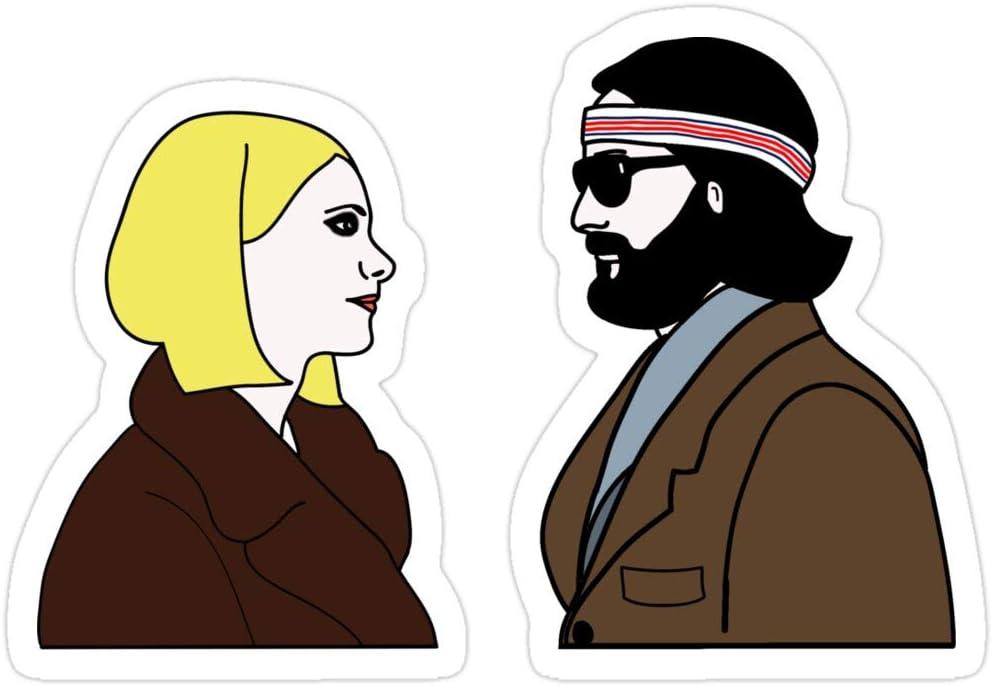 The Royal Tenenbaums Stickers