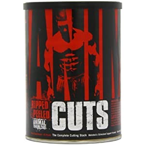 Universal Nutrition Animal Cuts, Ripped and Peeled Animal Training Pack, Sports Nutrition…