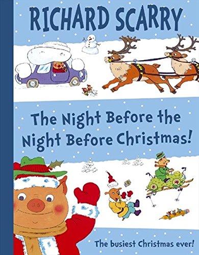Night Before the Night Before Christmas PDF