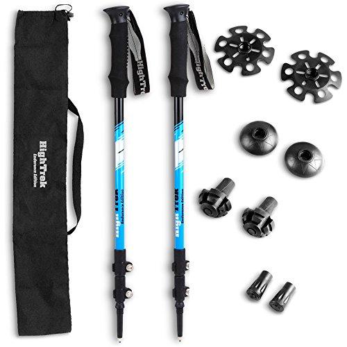 Premium Ultralight Trekking Poles Absorbing product image