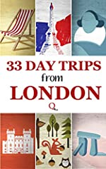 33 Day Trips from London is the perfect companion to any London Travel Guide.London is an incredible capital with plenty to keep you busy - but it would be a real shame to not fully embrace what the rest of England has on offer.England has a ...