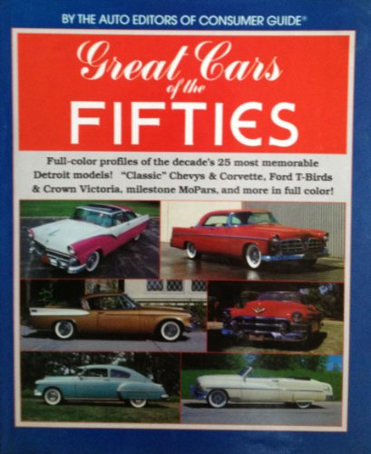 Great Cars Of The 1950s