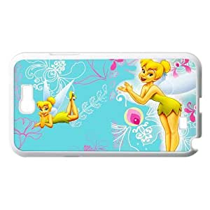 Funny Cartoon Tinker Bell Fairy Hard Plastic Back Protective Case for Samsung Galaxy Note2 N7100 FC-5