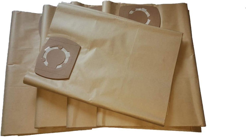 10 bolsas de aspiradora adecuadas para Bosch PAS 11-21.: Amazon.es: Hogar