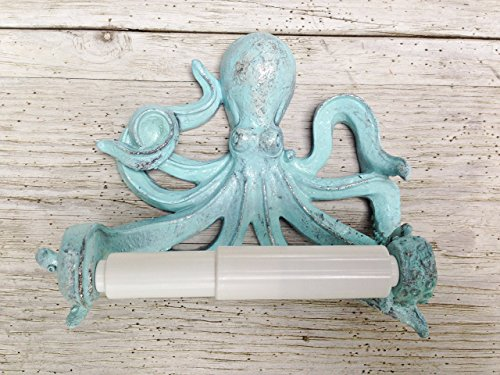 Octopus Toilet Paper Holder 16 colors to choose from