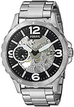 Fossil Men's Stainless Steel Automatic Watch