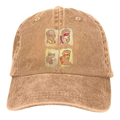 TMNT As Real Masters Science Cotton Dad Hat