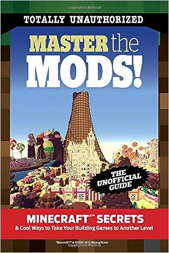 Amazon com: Master the Mods!: Minecraft®™ Secrets & Cool