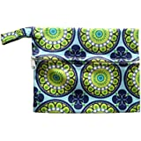Mini Wet Bags Reusable for menstrual pads sanitary napkin Maternity Mama Pads (2 PCS, WSDD7)