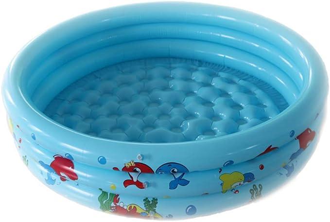 Piscina hinchable para niños, piscina exterior portátil manta ...