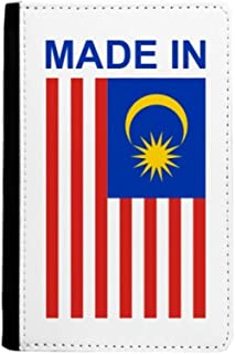 beatChong Homme Fabriqué en Malaisie Country Love Passport Holder Wallet Voyage Cover Porte-Cartes 3,7 Pouces x 5,8 Pouces Multicolore sku01956095b1401261f59378