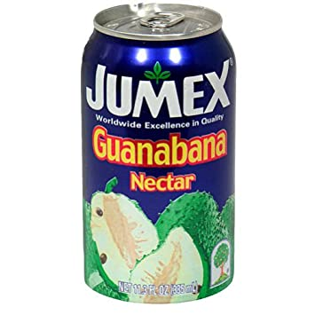 amazon com jumex guanabana nectar 11 3 ounce pack of 24 fruit rh amazon com