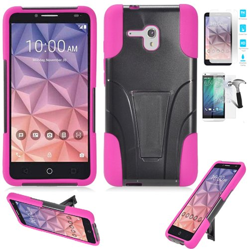 Tempered Glass For Alcatel Pop Touch 3 - 8