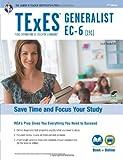 img - for TExES Generalist EC-6 (191) Book + Online (TExES Teacher Certification Test Prep) book / textbook / text book