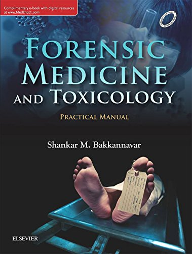exam guide of forensic medicine toxicology in