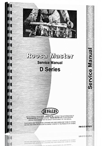 Roosa Master D Injection Pump Service -