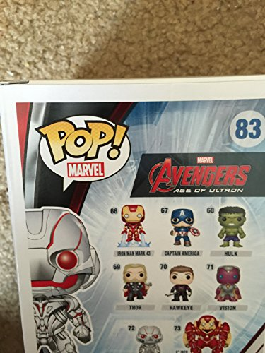 Funko Pop! Marvel #83 Avengers Age of Ultron Grinning Ultron (2015 SDCC Exclusive) -