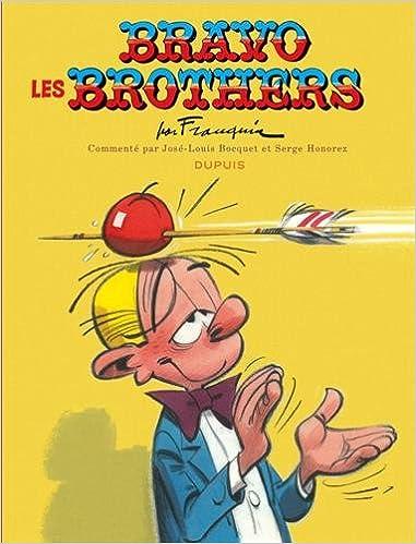 Spirou - édition commentée - tome 0 - Bravo les brothers
