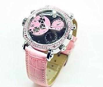 Agente007 - Reloj Espia De Mujer Full Hd 1080P Vision Nocturna 8Gb: Amazon.es: Bricolaje y herramientas