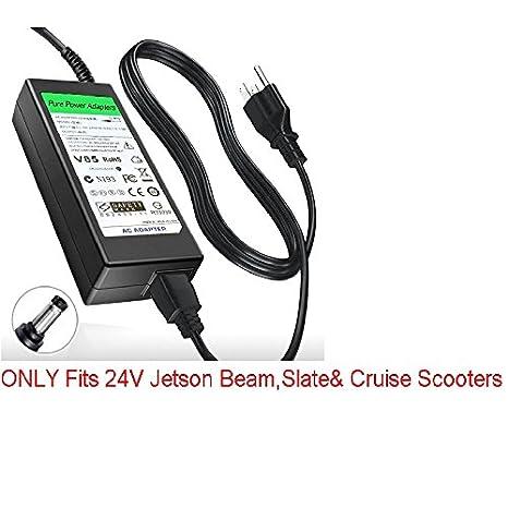 Amazon Com 24v Circle Charger For Jetson Beam Slate E Kick Air