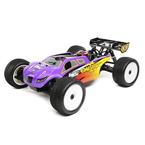 Losi 1/8 8IGHT-T 4WD Nitro RC Truggy RTR from Losi